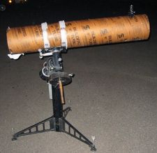 how to build a newtonian telescope
