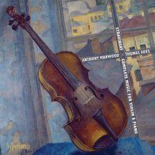 Stravinsky's Works for Violin and Piano. (Violin,1918 by Kuzma Petrov-Vodkin as the Album cover)