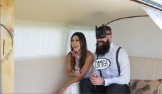 Insta Kombi is a mobile photo booth built in the back of our lovingly restored 1974 Volkswagen Kombi.   | BRIS | COASTS | BYRON BAY |http://www.instakombi.com