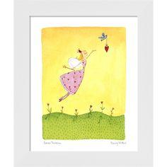 Evive Designs Felicity Wishes II Framed Art