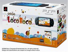 Sony Playstation Portable Loco Roco Bundle Black (Japan Import)   http://ibestgadgets.com/product/sony-playstation-portable-loco-roco-bundle-black-japan-import/   #gadgets #electronics #digital #mobile