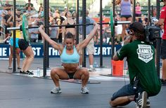 """With a rare display of gymnastic skill, Olympic weightlifting strength, and a commitment to improving all ten components of fitness, Camille Leblanc-Bazinet earned the title of """"Fittest Woman on Earth"""" at the 2014 Reebok CrossFit Games."""