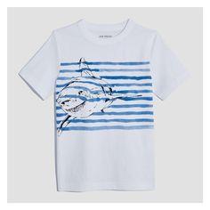 Joe Fresh Toddler Boys' Graphic Tee - White 3 2