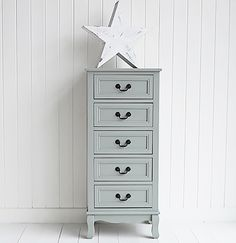 Beautiful Narrow Chest Of Drawers for Hallway
