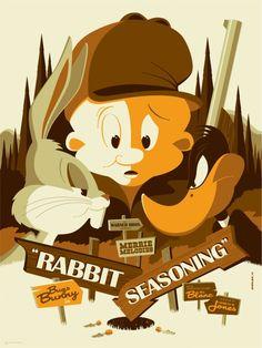 Temporada de patos...temporada de conejos