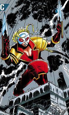 Lady Vic: Nightwing foe: League of Assassins