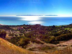 View from Del Cerro Park