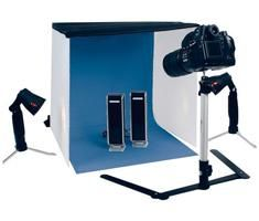 KONIG KN-STUDIO10 opvouwbare fotostudio (40x40cm) Kameraexpress.be