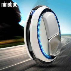 Ninebot One E+ Unicycle with IPX5 Waterproof Level