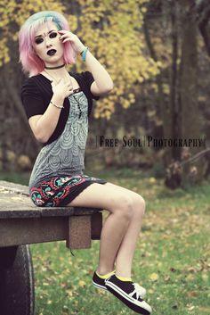 FreeSoulPhotography photographer: Veronica Lee model: Andee