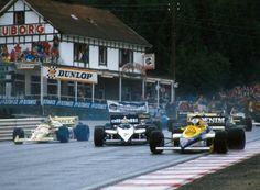 1985 Belgian Grand Prix