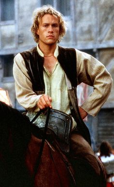 A Knight's Tale this movie was the end of my normal ness. When I fell in love