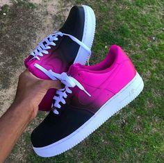 finest selection 9e728 c76ef Custom Sneakers, Custom Shoes, Fancy Black Dress, Rainbow Shoes, Shoe Art,