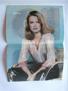 Charlie's Angels Shelley Hack Mini Poster Greek Magazines clippings 80s 90s | eBay
