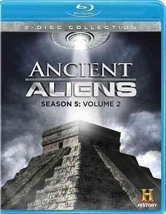 This collection marks the second volume of episodes from the fifth season of HISTORY's series ANCIENT ALIENS. The show explores the possibility of extraterrestrials having played a role in ancient arc
