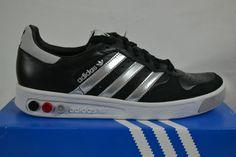 Adidas G.S. II Tennis Grand Slam Schuhe Shoe Sneaker Leder black schwarz Gr. wäh | eBay