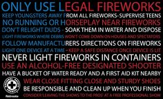 Stay safe this 4th of July