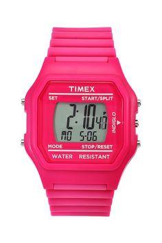Timex Women's Pink Makemake Watch