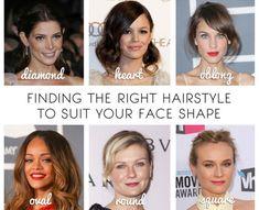 Aprender A Seleccionar Los Mejores Peinados Para Usted //  #Aprender #mejores #para #Peinados #Seleccionar #usted