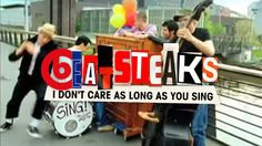 Beatsteaks - I Dont Care As Long As Sing (Official Video)