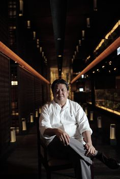 Meet Chef Hirohisa Koyama from Aoyagi in Tokyo, Japan who will be attending 2013 World Gourmet Festival at Four Seasons Hotel Bangkok on this first week of September. #WorldGourmetFestival #WGF #WGF2013