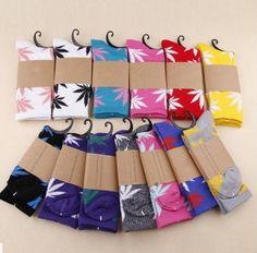 Objective High Quality Weed Socks For Men Women Mens Harajuku Style Cotton Skateboard Sock Mens Wz001 Complete Range Of Articles Underwear & Sleepwears