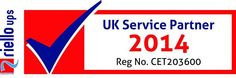 We have become an official UK Service Partner to Riello UPS Ltd, one of Europe's leading manufacturers of single and three-phase UPS systems. To find out more information about this, please visit - http://www.cetronicpower.com/news/official-riello-ups-reseller-and-service-partner/