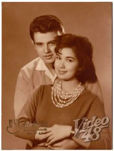 Susan Roces with her Leading man Eddie Gutierrez Filipino Fashion, From Rags To Riches, Philippine Women, Filipina Beauty, Filipiniana, Beauty Magazine, Celebs, Celebrities, Pinoy