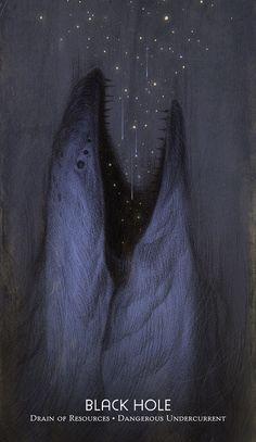 """Black Hole"" by Rovina Cai"