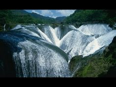 pearl shoal waterfall china | amazing places in the world | top ...