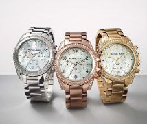 colorful metals, michael kors watches.  Like these colors, but will always love the white        Love these colors!