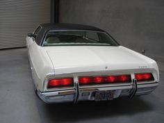1971 Ford LTD Coupe