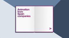 ANIMATION FROM SPAIN - Nomon Design  Diseño de la nueva guía de animación Who is Who 2016 para AFS en colaboración con DIBOOS (Federación Española de Productores de Animación) que se distribuye en todas las ferias de animación y en la que se muestra los hitos, valores y talento de la industria española. La guía permite descubrir de un vistazo profesionales, estudios, productoras, distribuidoras, empresas de edición y de tecnología y software de animación. #diseño #guía #catálogo…