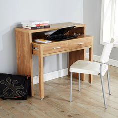 Regis Hideaway Console Desk – Next Day Delivery Regis Hideaway Console Desk from WorldStores: Everything For The Home