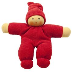 Huffington Post Gift Guide Top Pick! Bella Baby Organic Waldorf Doll from Bella Luna Toys