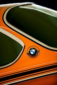 1971 Bmw Lightweight Prototype - Side Emblem by Jill Reger Bmw E9, Vintage Racing, Vintage Cars, Automobile, Bmw Classic Cars, Bmw 2002, Best Muscle Cars, Bmw Cars, Bmw Logo