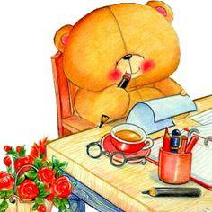 #osonellas #cute #bear #love