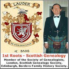 Scottish Genealogy Research & Advice