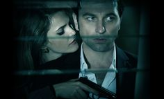 The Americans is an original drama that stars Keri Russell and Matthew Rhys as undercover KGB spies during the Cold War. Drama Series, Tv Series, The Americans Tv Show, Matthews Rhys, In The Air Tonight, Keri Russell, American Series, Season Premiere, Phil Collins