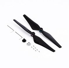 2 Pair Nylon Fiber CW CCW Propeller for Yuneec Typhoon Q500 /& Q500 4K RC XX