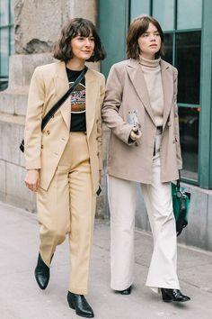 The 2018 Way to Wear Neutrals
