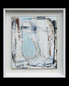 """Paul Feiler (1918-2013) """"Porthleddon"""", 1960/ Oil on canvas (Godson & Coles)"""