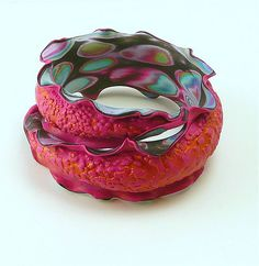 Bracelets by malodora, via Flickr