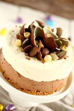 Cheesecake, Holiday, Desserts, Food, Tailgate Desserts, Vacations, Deserts, Cheesecakes, Essen