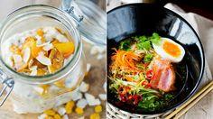 Kjapp, enkel og billig mat: Slik pimper du opp studentmaten
