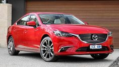 2017 Mazda 6 Adds Equipment, Keeps Manual, Starts at $22,780