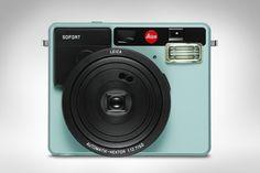 Leica sofort…色も形も完全見た目スキー。チェキのフィルムが使えるのか。やべぇチェキ持ってるのに欲しくなってきたw