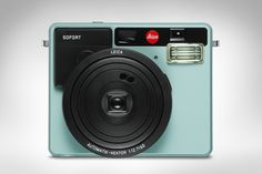 Leica Sofort - Analogue instant camera by Leica Camera AG