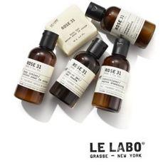 le labo | rose 31 travel set