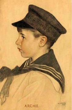 William Strang (1859 – 1921, Scottish)